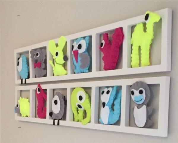 cadre mural deco chambre enfant personnalise