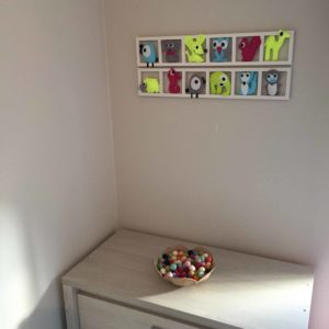 decoration chambre enfant flash trendy personnalisee