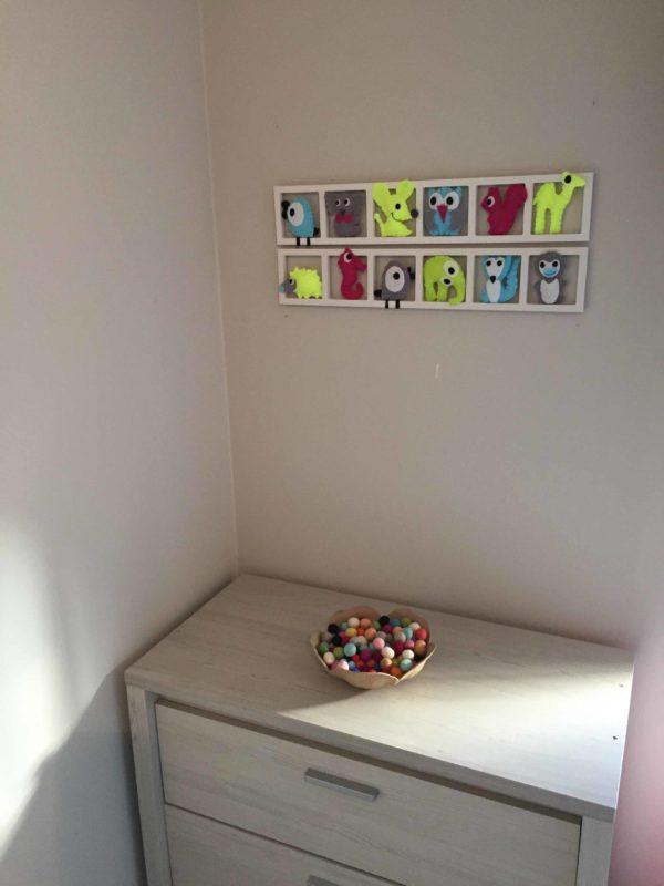 decoration chambre enfant flash trendy personnalisee