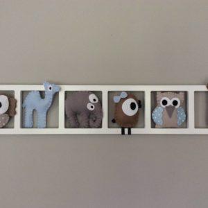 Decoration chambre enfant personnalisée