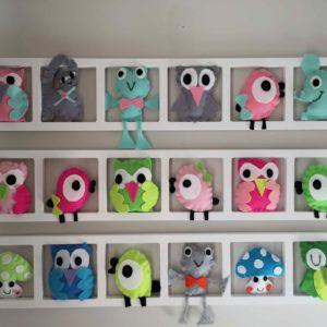deco multicolore chambre enfant