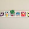 decoration murale chambre bebe flashy